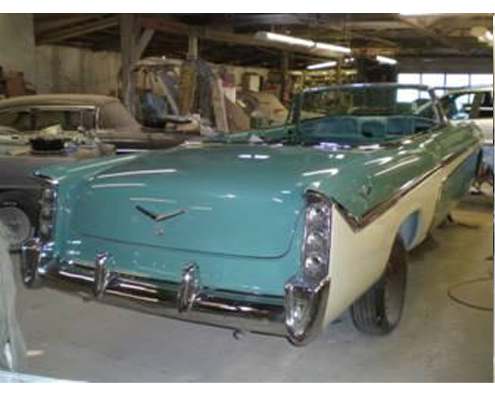 Paul Dagenais Deep South Region 1957 Cadillac Wiring Harness When We Get The Car Back Have To Fix Some Suspension Problems Install Assemble All Components Under Dash And Send It