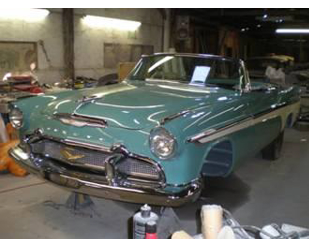1956 desoto fireflight convertible interior includes a - When We Get The Car Back We Have To Fix Some Suspension Problems Install The Wiring Harness Assemble All The Components Under The Dash And Send It To The