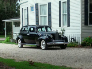 (40) 40 Packard 1808 Super 8 Limo 149in Whl Base