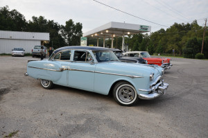 (69) 1953 Packard Clipper 4 Dr 350 Chevy