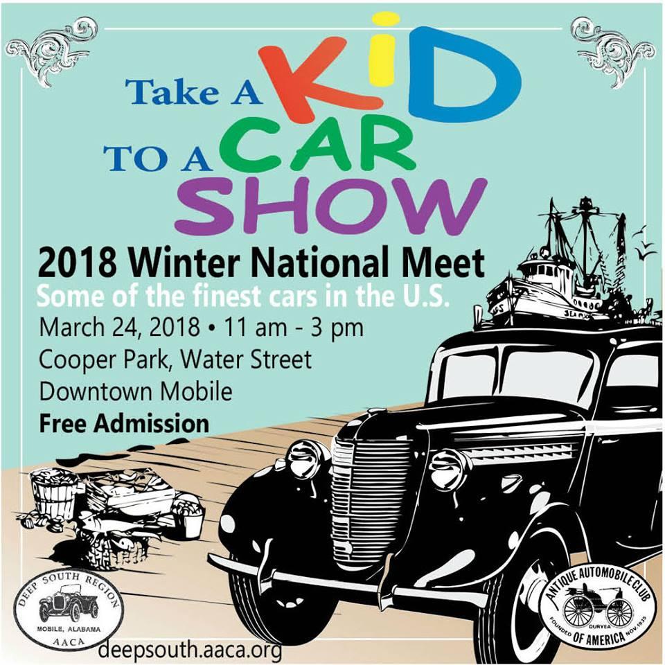 Winter National Meet Deep South Region - Winter park car show 2018